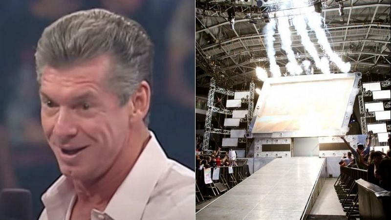 Vince McMahon ended up pulling the plug on Vince Russo's 2002 return to WWE creative