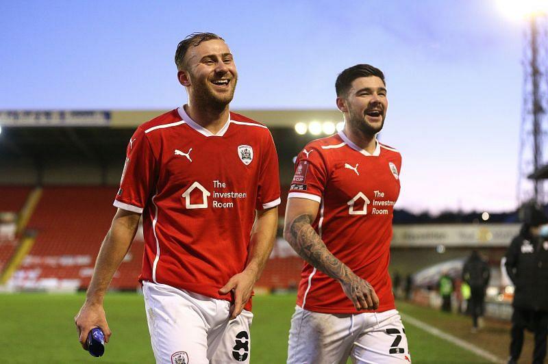 Barnsley play Cardiff City on Thursday