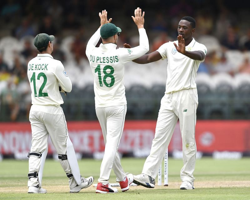 Kagiso Rabada is not guaranteed to play in the second Test for South Africa