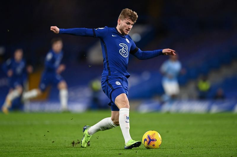 Timo Werner has struggled at Chelsea so far