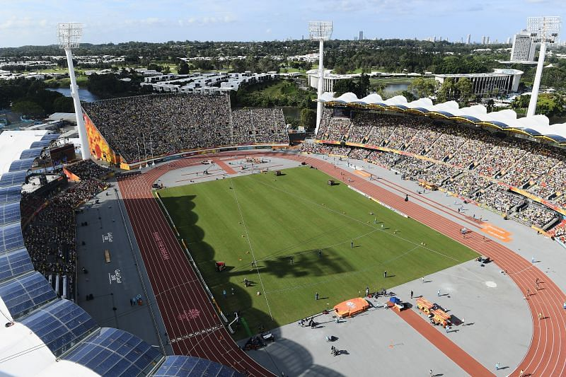 Athletics - Commonwealth Games Day 10