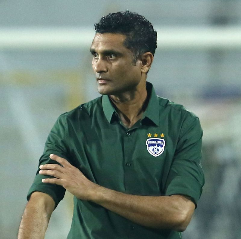 Bengaluru FC interim coach Naushad Moosa was content with his side
