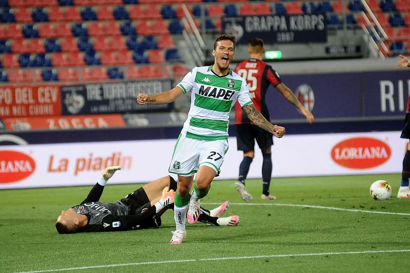 Sassuolo need to win this game