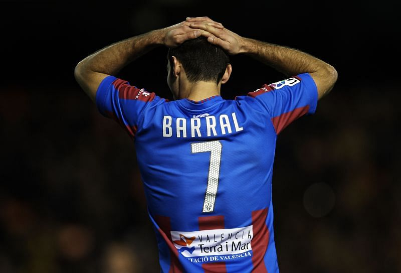 David Barral has put his name into the history books
