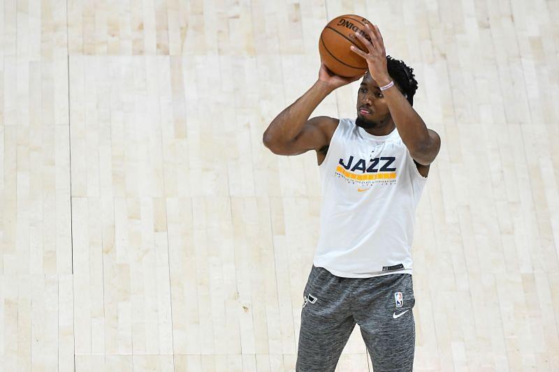 New Orleans Pelicans v Utah Jazz