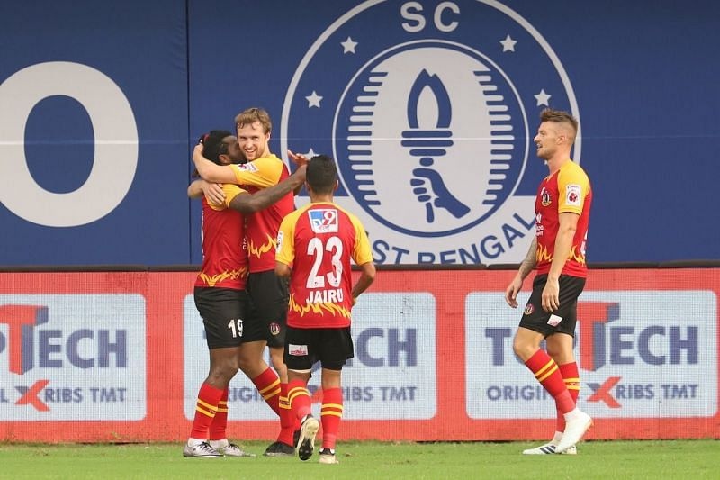 SC East Bengal have won their first game in the Indian Super League against Odisha FC. (Image: SC East Bengal)