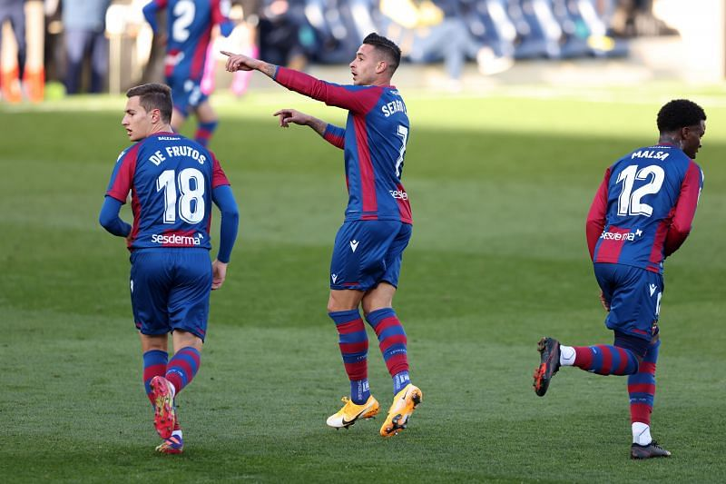 A mid-table La Liga clash this weekend sees Levante face off with Eibar