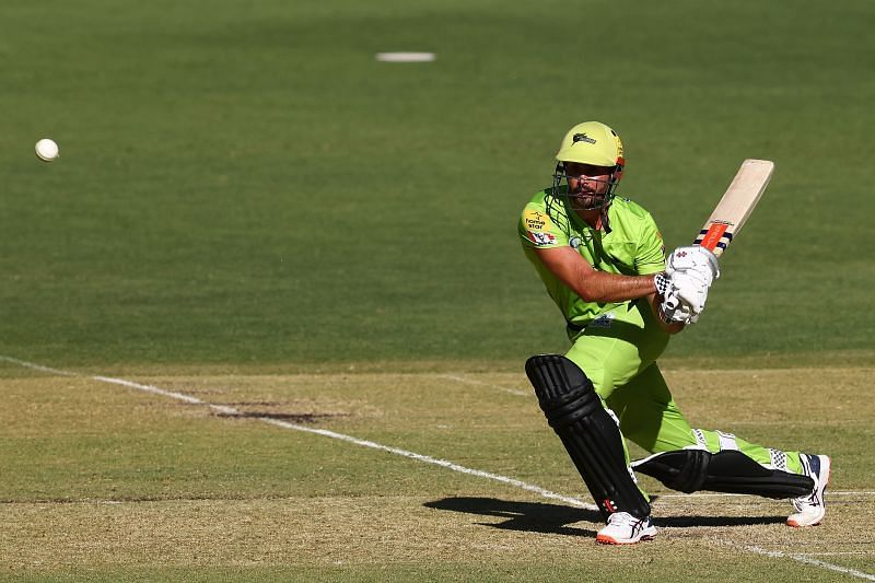Ben Cutting has been a vital player for the Sydney Thunder this season