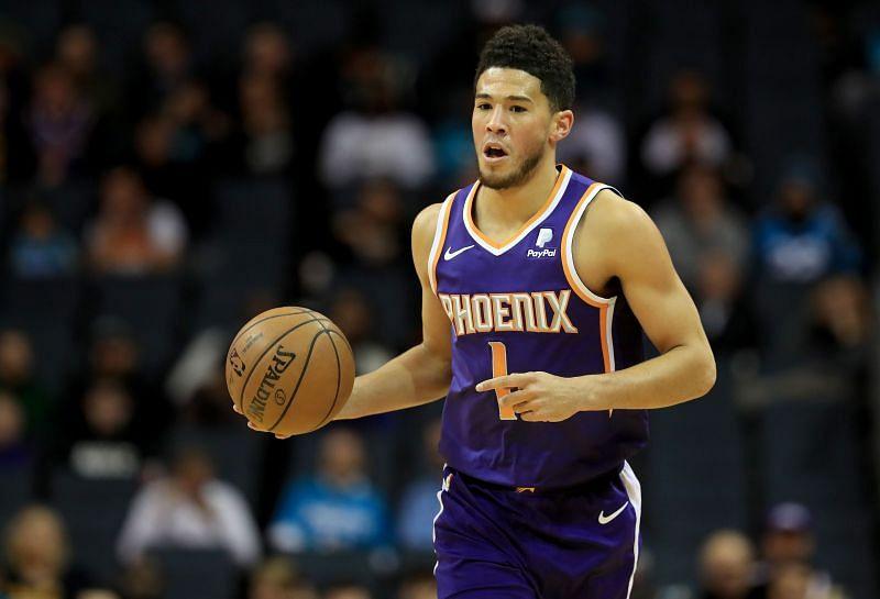 Phoenix Suns v Charlotte Hornets