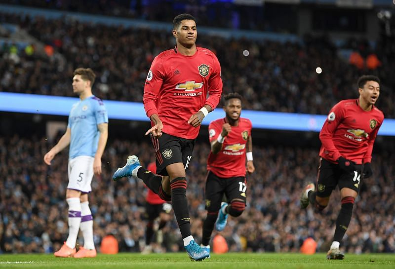 Manchester City v Manchester United - Premier League 2019/20