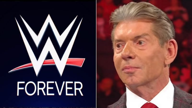 """Then, Now, Forever"" appears in Vince McMahon"
