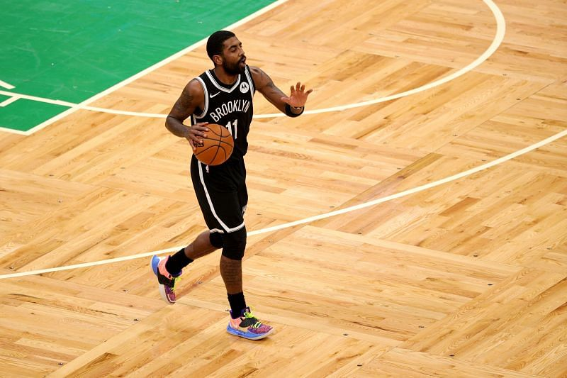 Brooklyn Nets star Kyrie Irving sat out the game against the Philadelphia 76ers completely