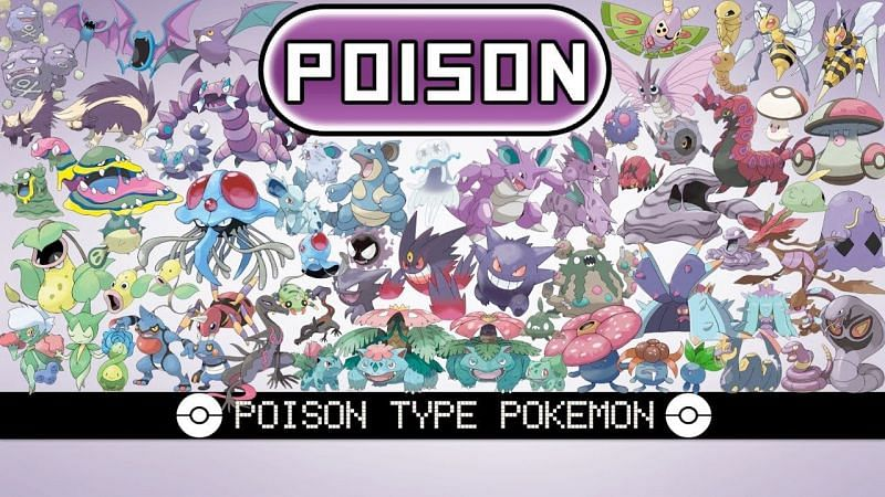 Not all Johto Poison-types wowed fans of the franchise (Image via Tom Salazar)