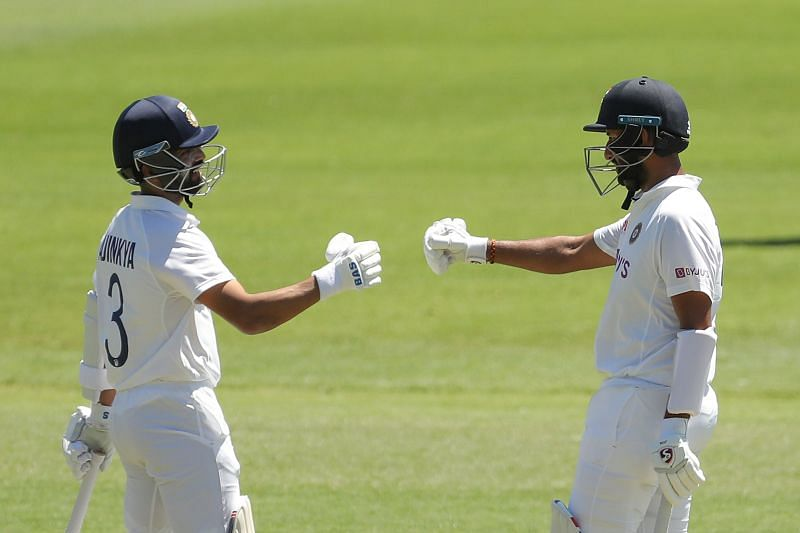 Sunil Gavaskar believes the Indian team should not try to go for a win or a draw