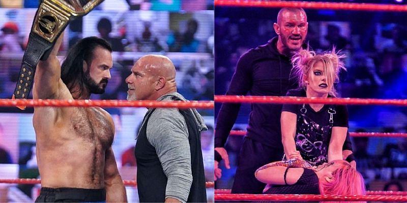 Raw, ट्विटर पर प्रतिक्रियाएं