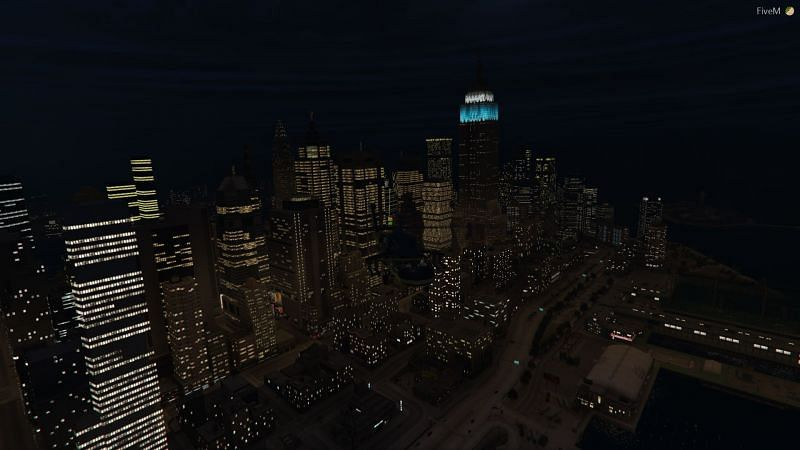 Players might consider Liberty City to be a bit boringlooks-wise (Image via GTAV Reddit)
