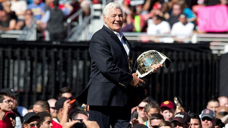 Pat Patterson is credited with creating the Royal Rumble