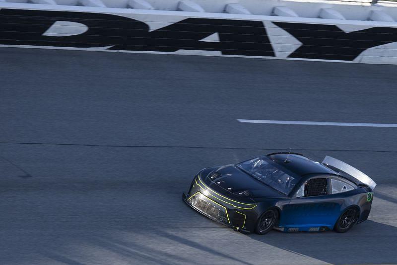 NASCAR Cup Series Test