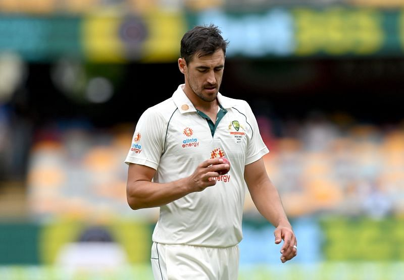 Mitchell Starc especially seemed to be tired in the final Test