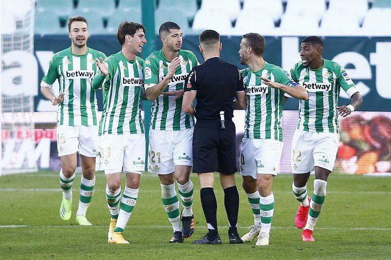 Real Betis take on Huesca this weekend