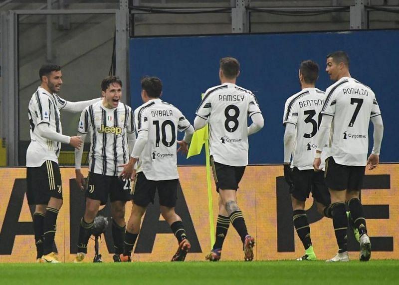 Juventus have comfortably won both games in 2021 so far