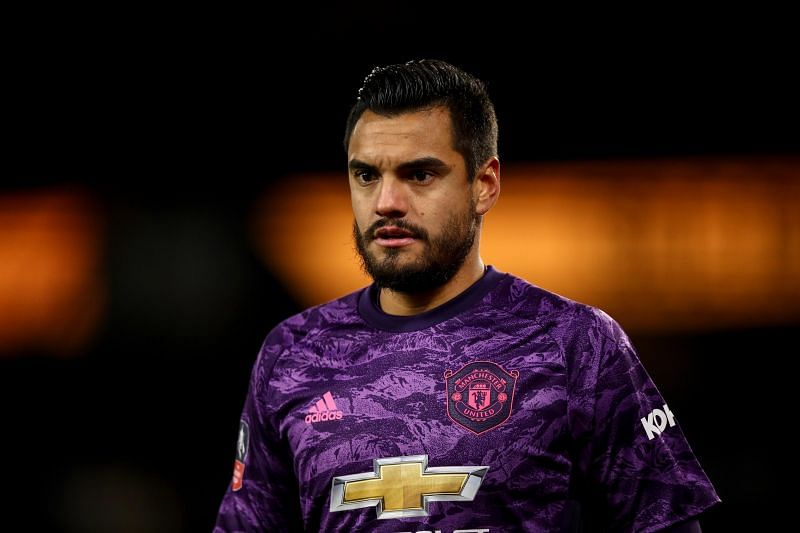 Romero is no longer the second-choice goalie at the club.