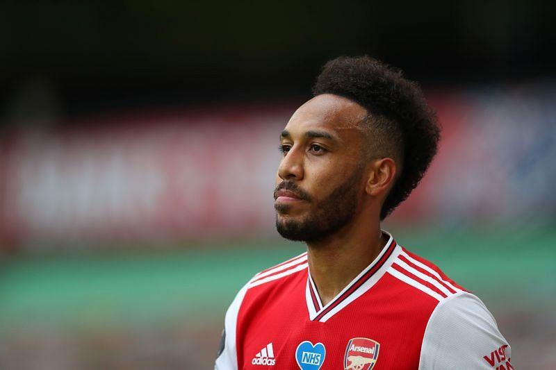Pierre-Emerick Aubameyang has been Arsenal