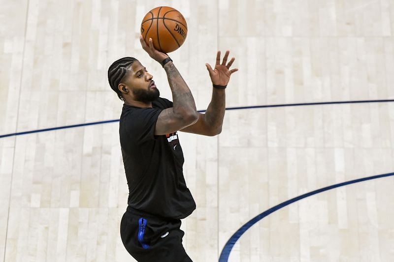 Los Angeles Clippers v Utah Jazz.