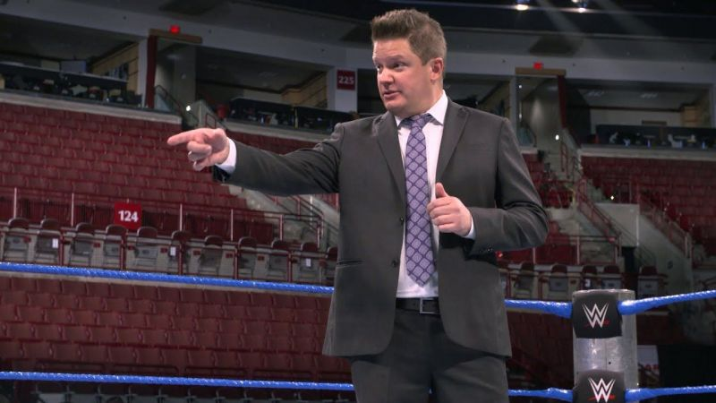 Greg Hamilton recently apologized after a rough night on SmackDown