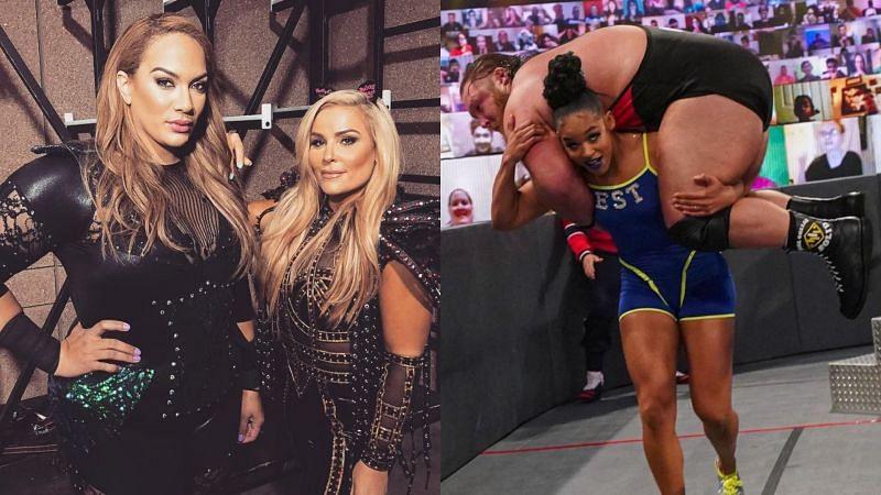 Natalya gave her thoughts on Bianca Belair picking up Otis