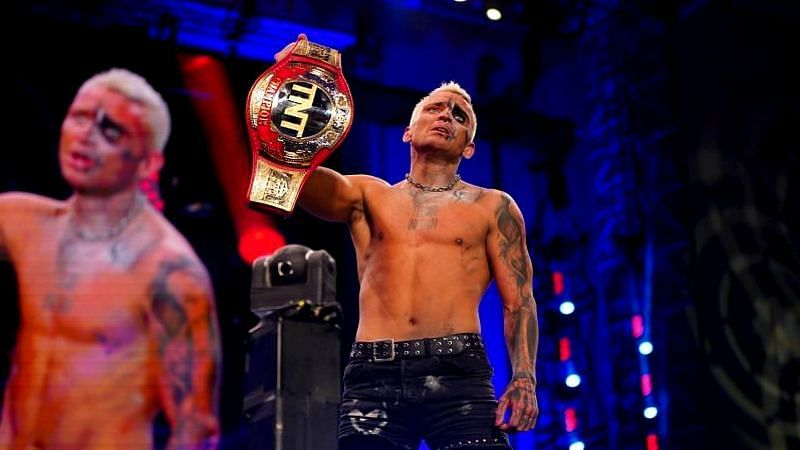 Darby Allin captured the TNT title from Cody Rhodes in November at AEW