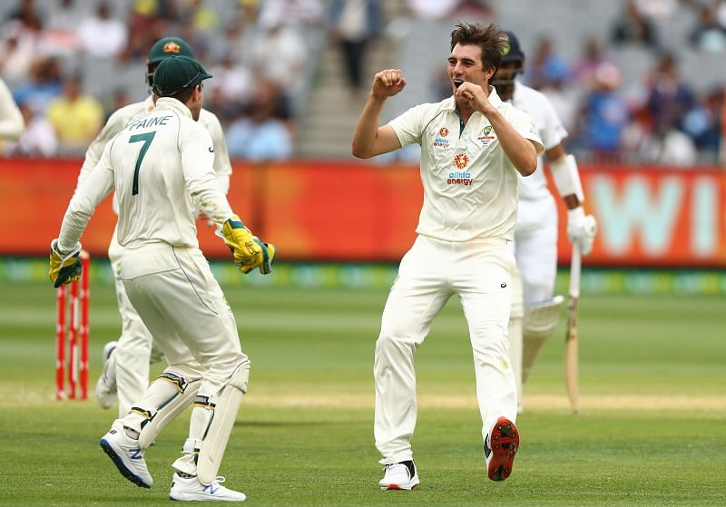 Pat Cummins is one of the seamers in Brad Hogg