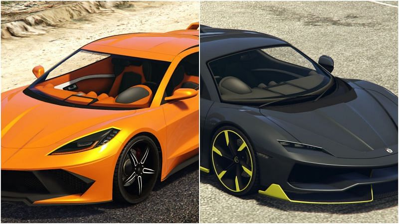 The Itali RSX and the Coquette D10 have a lot of value to offer to GTA Online players (Image via GTA Wiki Fandom)