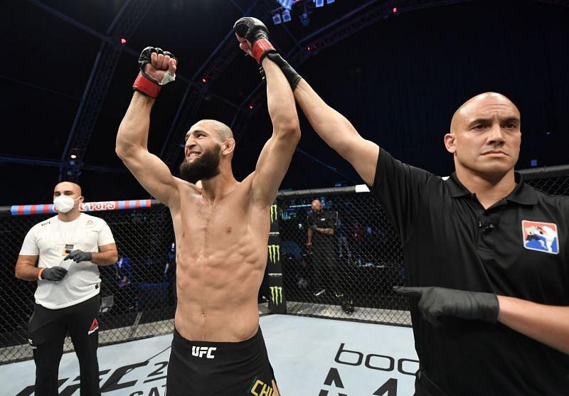 UFC Fight Night: Chimaev v McKee