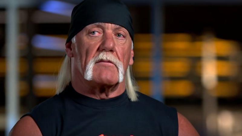Hulk Hogan returned on RAW Legends Night