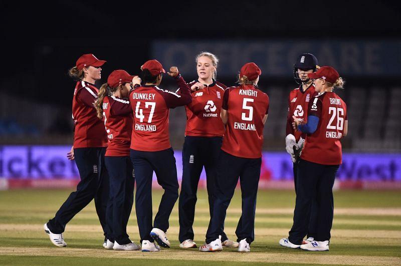 इंग्लैंड महिला टीम