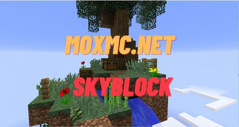 Mox MC offers a quality classic skyblock experience