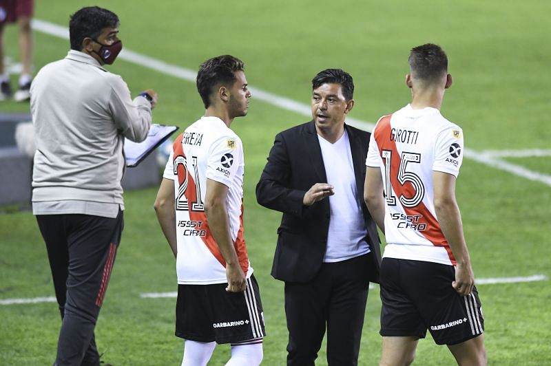 River Plate will take on Palmeiras in the second leg of their semifinal