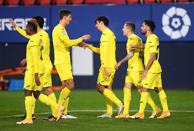 Villarreal take on Levante this weekend