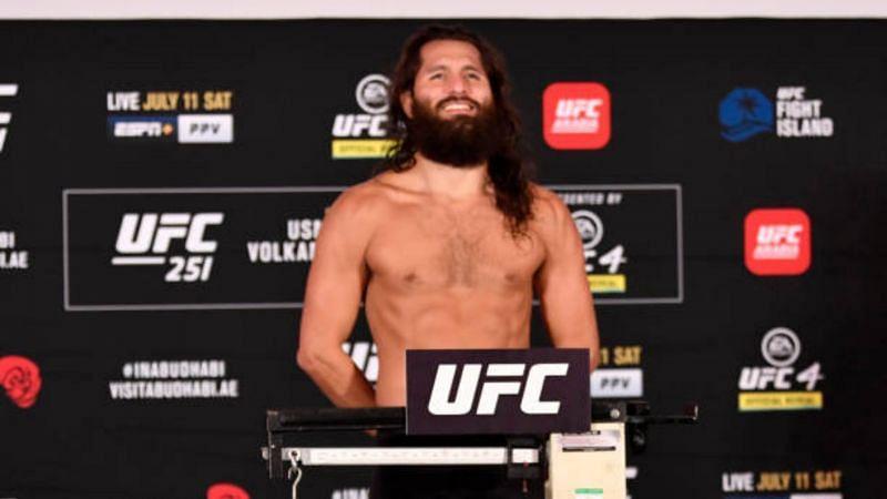UFC welterweight Jorge Masvidal