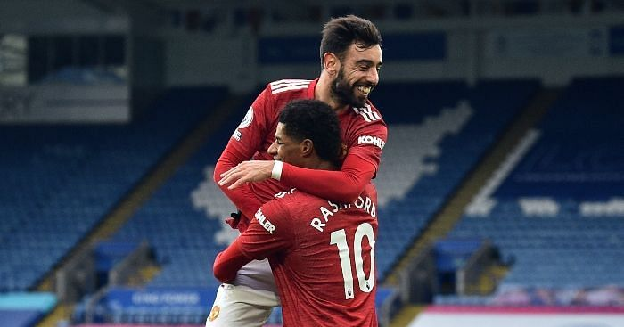Fernandes and Rashford will be among the top FPL captaincy options in this Gameweek.