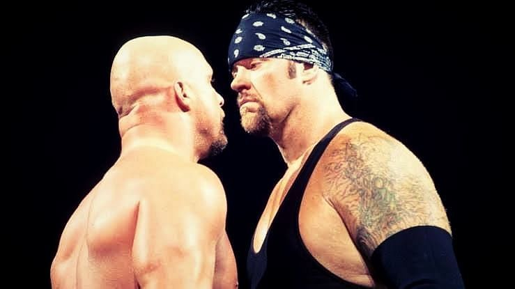 The Undertaker and Steve Austin