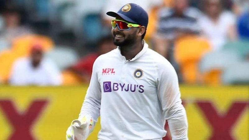 Rishabh Pant had a memorable 2020-21 Test series against Australia.