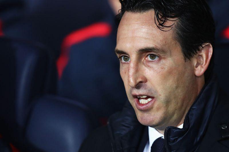 Unai Emery was unable to deliver the UEFA Champions League at Paris Saint-Germain.