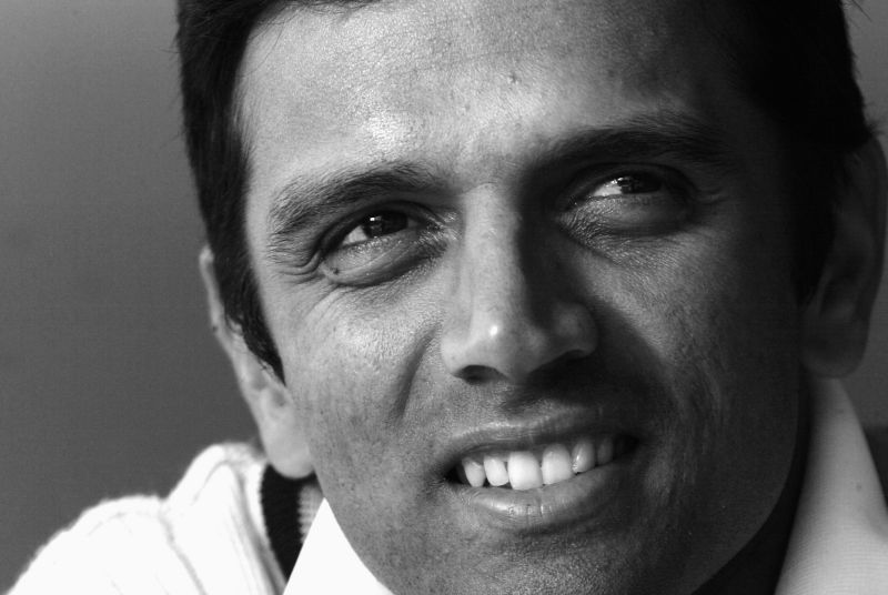 Writers and fans have probably exhausted all the positive adjectives to describe Rahul Dravid's nicety and greatness.
