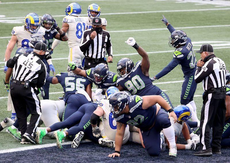Los Angeles Rams v Seattle Seahawks in Week 16