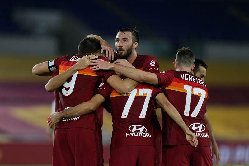 AS Roma will host Spezia in the Coppa Italia