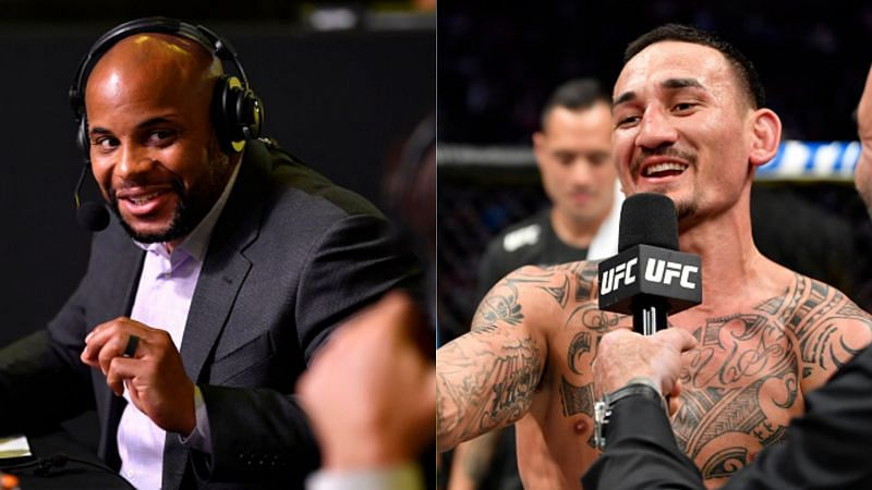 Max Holloway hilariously calls out Daniel Cormier, again