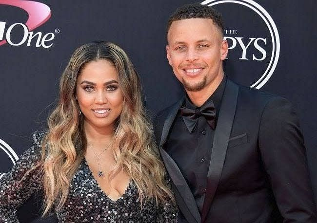 Stephen Curry's Wife