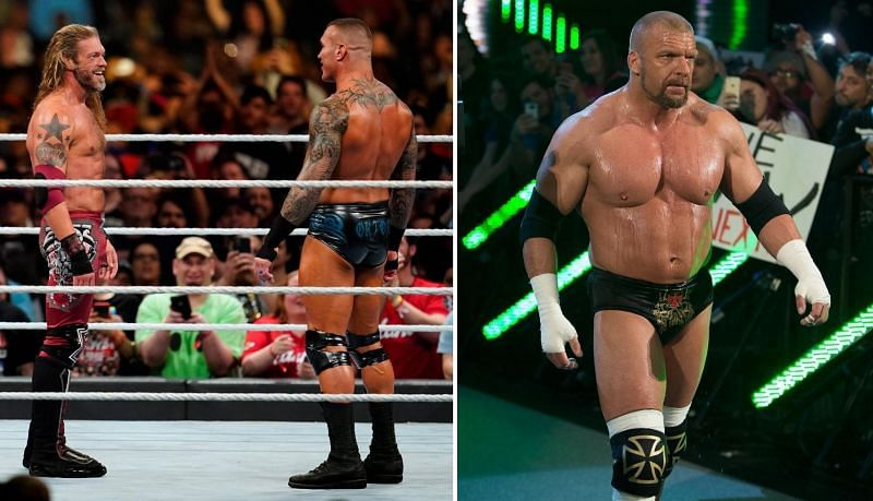 Randy Orton reunites with Edge in the 2020 Royal Rumble; Triple H entering the Royal Rumble match